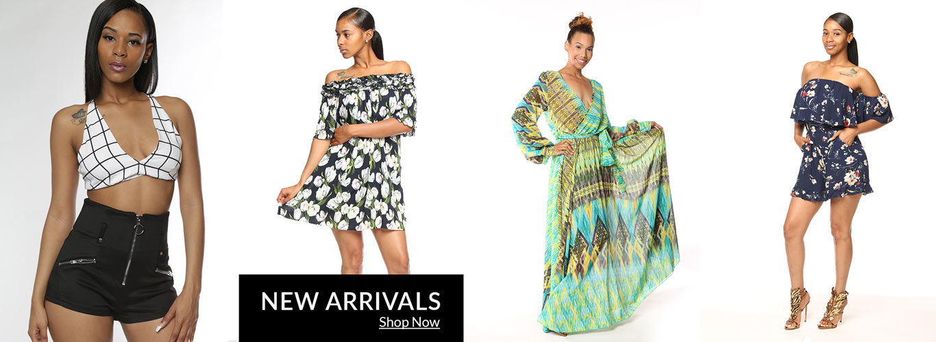 Shop LadyMV new arrivals