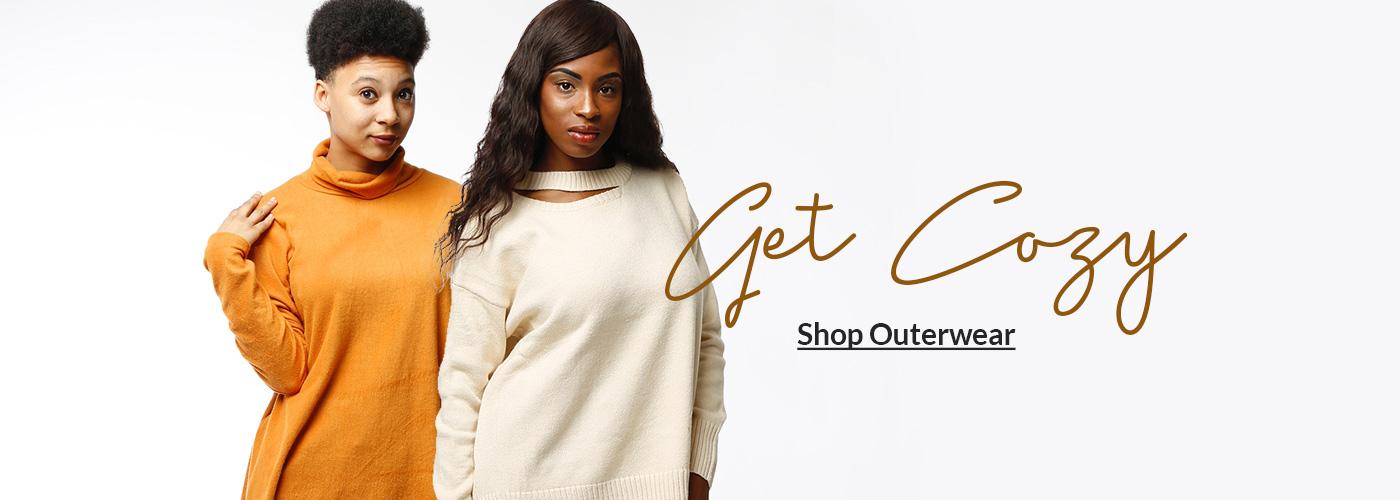 Shop LadyMV Outerwear